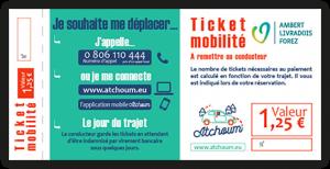 Ticket Mobilité Atchoum