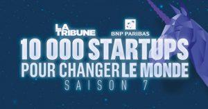 logo 10 000 startup